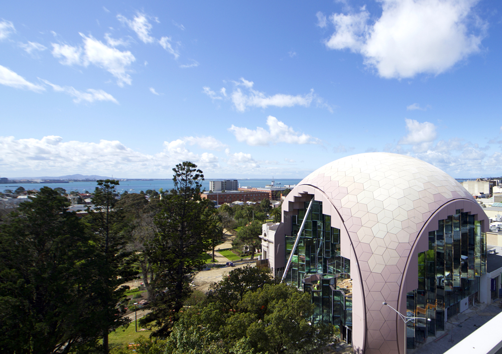 Geelong Library and Heritage Centre Building
