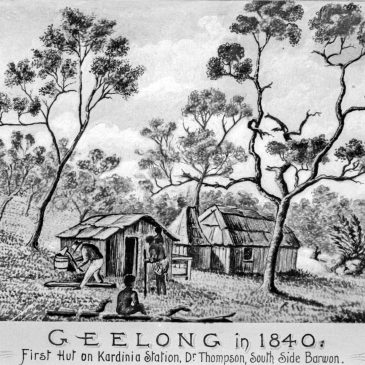 Belmont – the early days