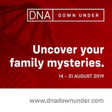 DNA – massive progress! #DNADU #DNADOWNUNDER