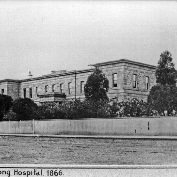 Geelong Infirmary and WDYTYA