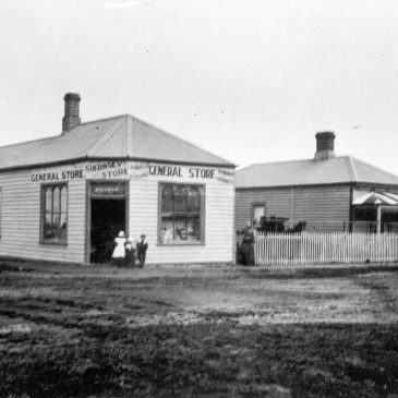 Significance of the Ocean Grove Corner Store